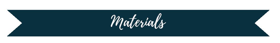 Materials Title