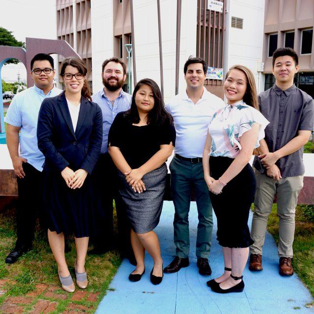 Honolulu Community Colleges Trainees