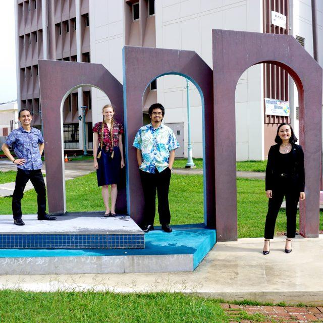 Kapi'olani Community College Trainees