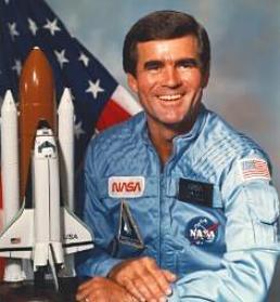 NASA Astronaut Lacy Veach