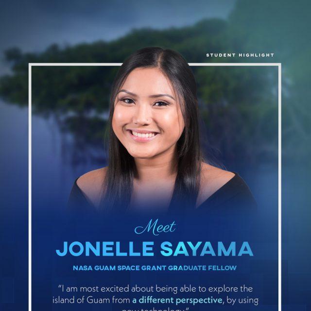 Jonelle Sayama